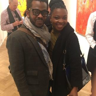 Asiko the Artist & I